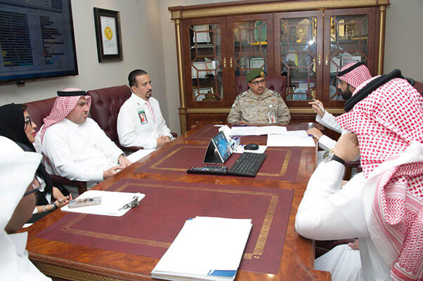 Signed an agreement between STC Pay and King Fahad Armed Forces
