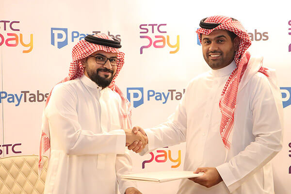 Signing an agreement with Paytabs