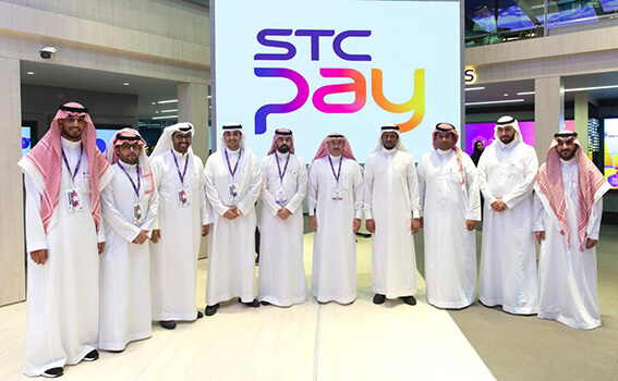 STC Pay participated in GITEX2019.